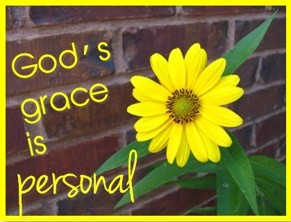 Gods-grace-is-personal