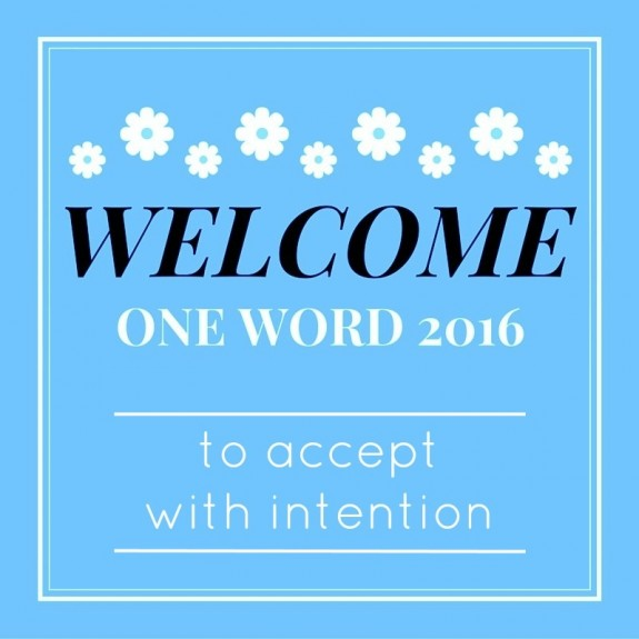 Welcome-OneWord2016-LisaNotes