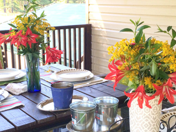 flowers-table-setting