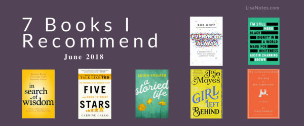 Books-Recommend-June-2018