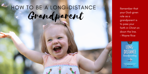 How to be a long-distance grandparent