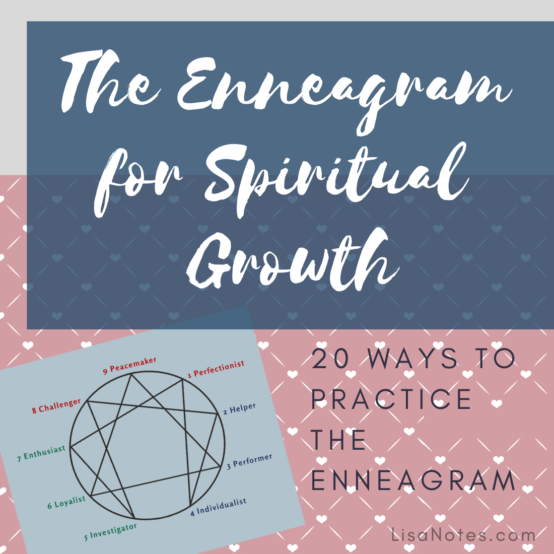 Enneagram Series for Spiritual Growth